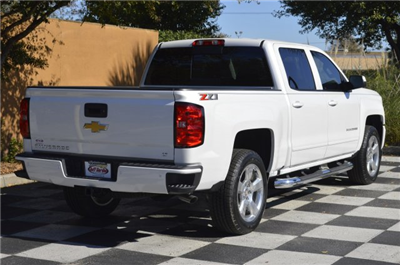 2018 Silverado 1500 Crew Cab 4x4 Pickup #T1346 - photo 2