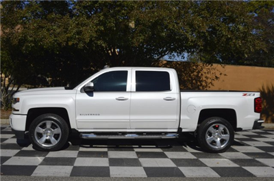 2018 Silverado 1500 Crew Cab 4x4 Pickup #T1346 - photo 7