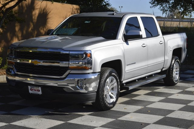 2018 Silverado 1500 Crew Cab Pickup #T1347 - photo 3