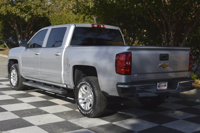 2018 Silverado 1500 Crew Cab Pickup #T1347 - photo 5