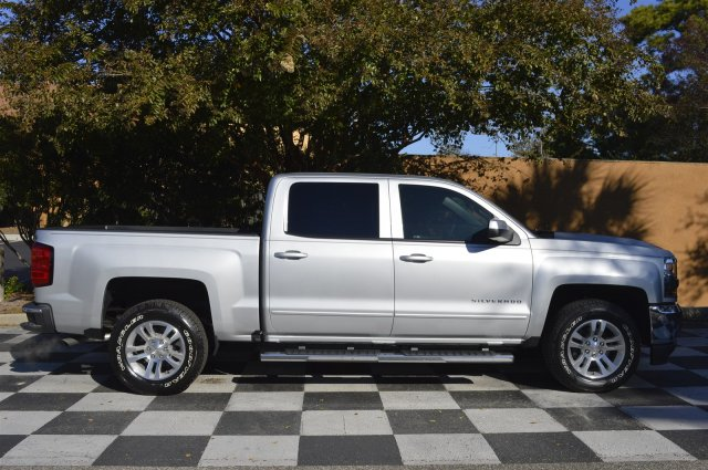 2018 Silverado 1500 Crew Cab Pickup #T1347 - photo 8