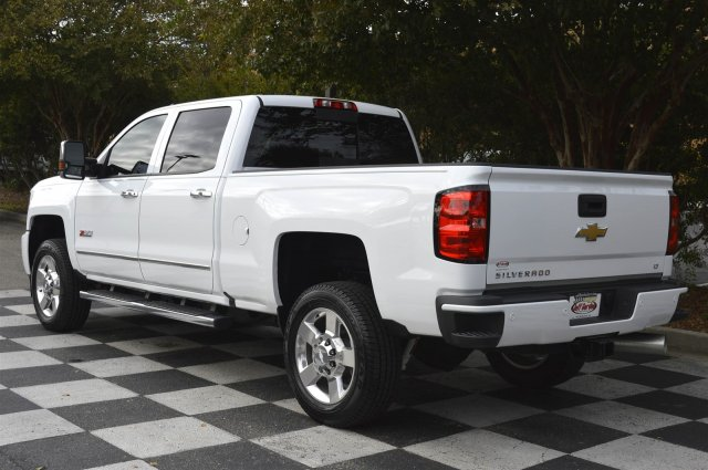 2018 Silverado 2500 Crew Cab 4x4 Pickup #T1353 - photo 5