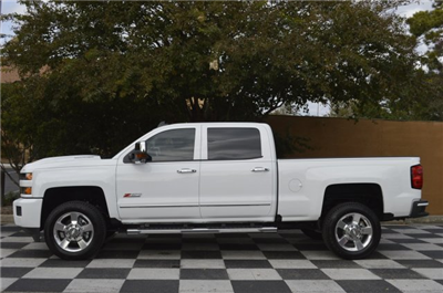 2018 Silverado 2500 Crew Cab 4x4 Pickup #T1353 - photo 7