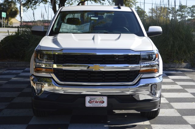 2018 Silverado 1500 Crew Cab Pickup #T1355 - photo 4