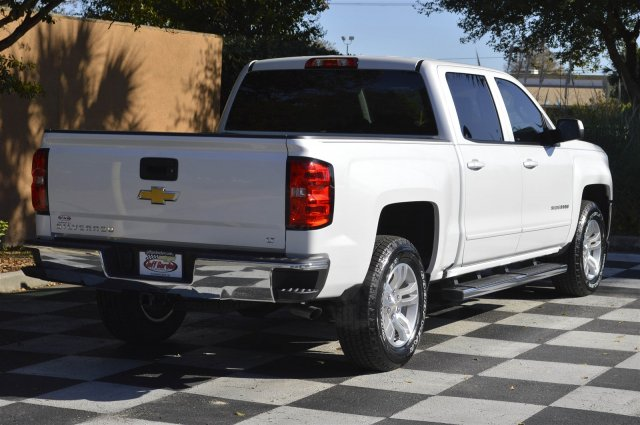 2018 Silverado 1500 Crew Cab Pickup #T1355 - photo 2