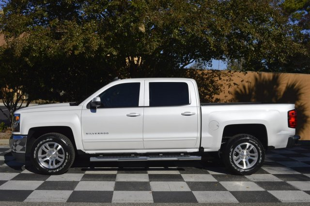2018 Silverado 1500 Crew Cab Pickup #T1355 - photo 7