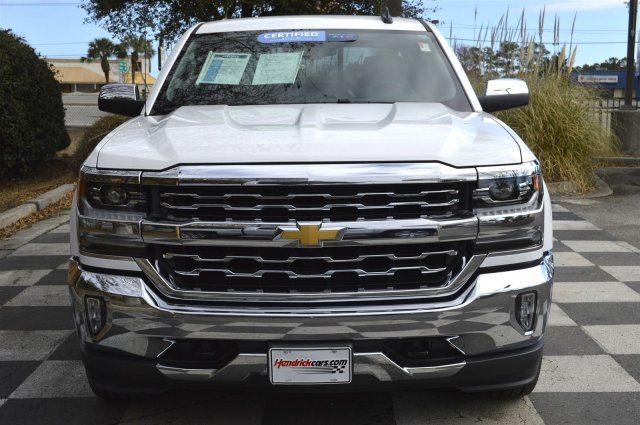 2017 Silverado 1500 Crew Cab 4x4 Pickup #T1374A - photo 5