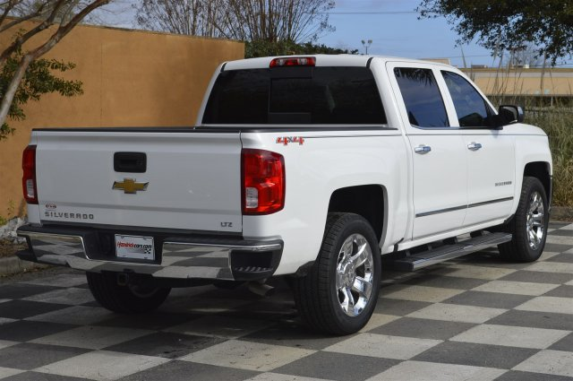 2017 Silverado 1500 Crew Cab 4x4 Pickup #T1374A - photo 2