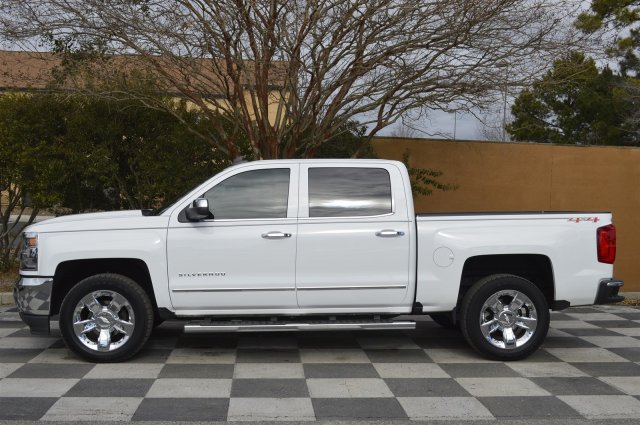 2017 Silverado 1500 Crew Cab 4x4 Pickup #T1374A - photo 8