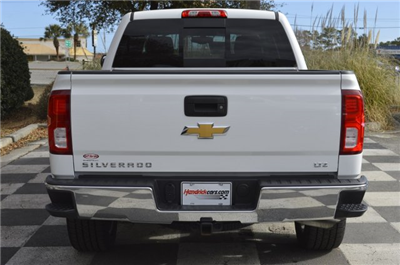 2017 Silverado 1500 Crew Cab 4x4 Pickup #T1374A - photo 7