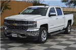 2017 Silverado 1500 Crew Cab 4x4 Pickup #T1374A - photo 4