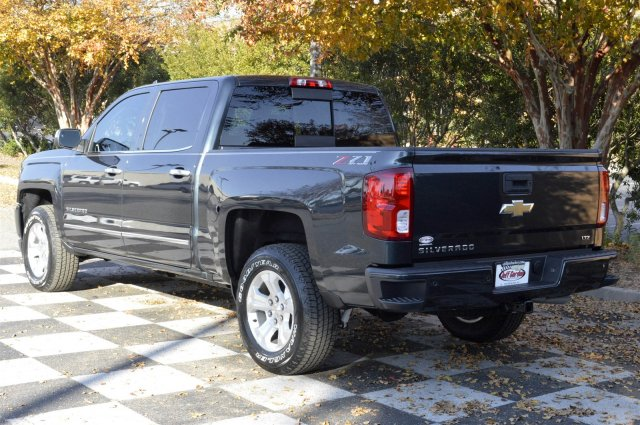 2018 Silverado 1500 Crew Cab 4x4 Pickup #T1399 - photo 5