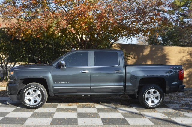2018 Silverado 1500 Crew Cab 4x4 Pickup #T1399 - photo 7
