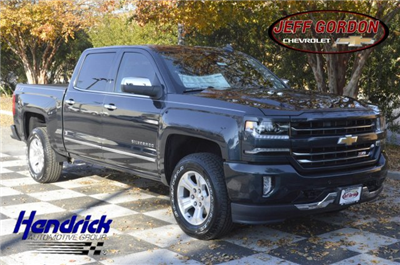 2018 Silverado 1500 Crew Cab 4x4 Pickup #T1399 - photo 1
