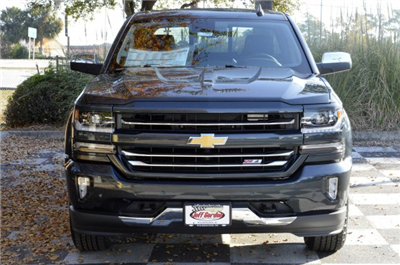 2018 Silverado 1500 Crew Cab 4x4 Pickup #T1399 - photo 4