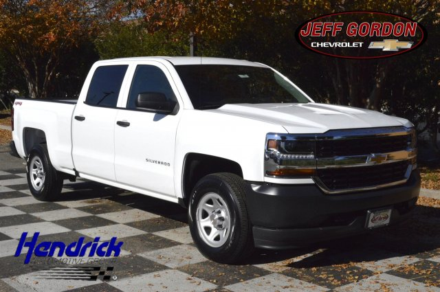 2018 Silverado 1500 Crew Cab 4x4 Pickup #T1403 - photo 1