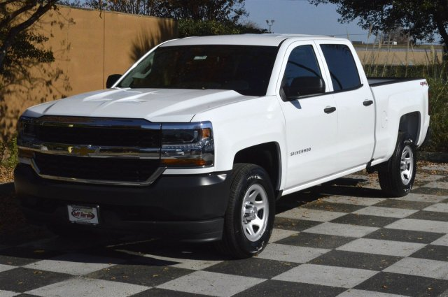2018 Silverado 1500 Crew Cab 4x4 Pickup #T1403 - photo 3