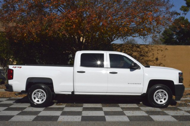 2018 Silverado 1500 Crew Cab 4x4 Pickup #T1403 - photo 8