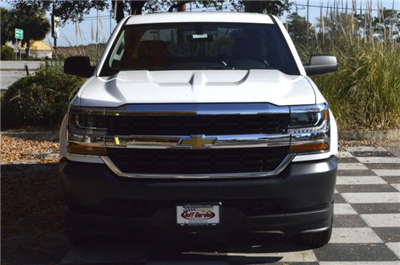 2018 Silverado 1500 Crew Cab 4x4 Pickup #T1403 - photo 4