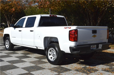 2018 Silverado 1500 Crew Cab 4x4 Pickup #T1403 - photo 5