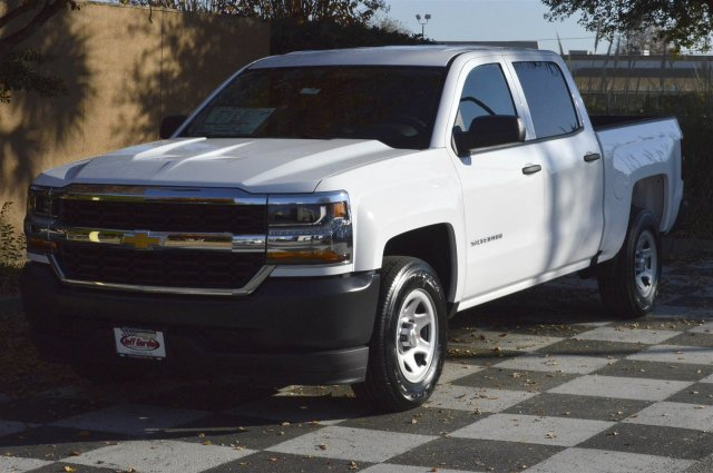 2018 Silverado 1500 Crew Cab, Pickup #T1406 - photo 3