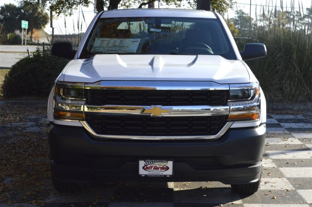 2018 Silverado 1500 Crew Cab, Pickup #T1406 - photo 4