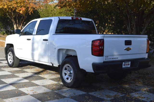 2018 Silverado 1500 Crew Cab Pickup #T1406 - photo 5