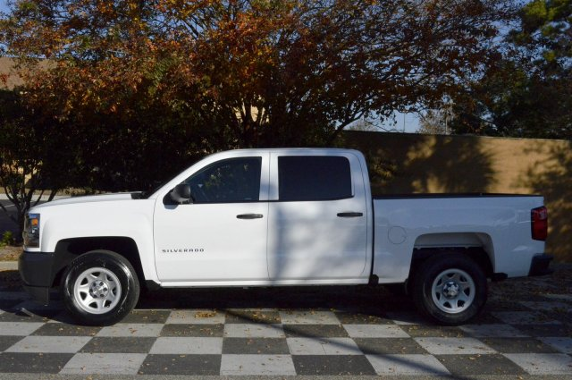 2018 Silverado 1500 Crew Cab Pickup #T1406 - photo 7