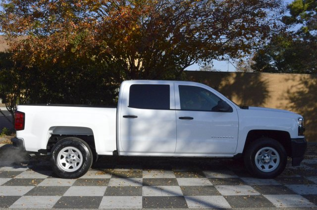 2018 Silverado 1500 Crew Cab Pickup #T1406 - photo 8