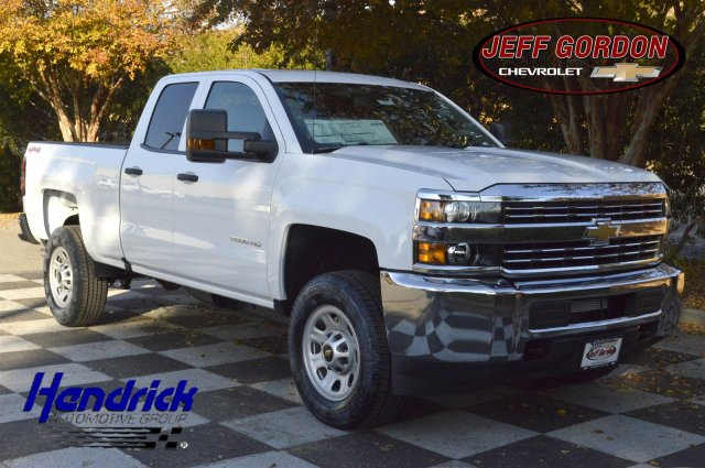 2018 Silverado 2500 Extended Cab 4x4 Pickup #T1412 - photo 1