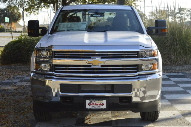 2018 Silverado 2500 Extended Cab 4x4 Pickup #T1412 - photo 4
