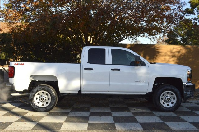 2018 Silverado 2500 Extended Cab 4x4 Pickup #T1412 - photo 8