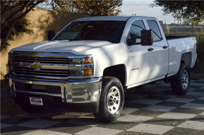 2018 Silverado 2500 Extended Cab 4x4 Pickup #T1412 - photo 3
