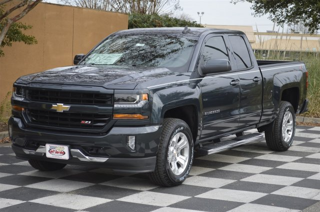 2018 Silverado 1500 Double Cab 4x4, Pickup #T1461 - photo 3