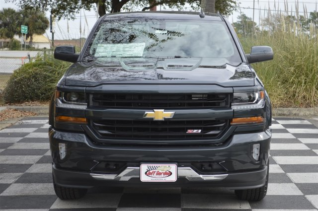 2018 Silverado 1500 Double Cab 4x4, Pickup #T1461 - photo 4