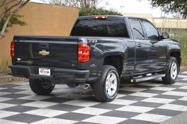 2018 Silverado 1500 Extended Cab 4x4 Pickup #T1461 - photo 2