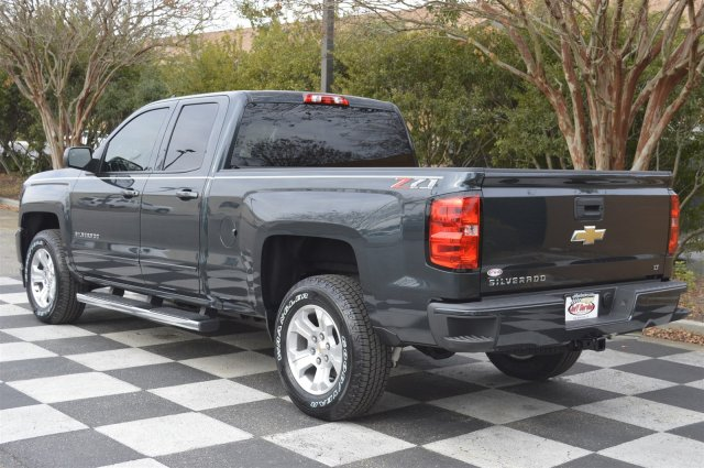 2018 Silverado 1500 Double Cab 4x4, Pickup #T1461 - photo 5