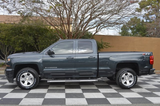 2018 Silverado 1500 Double Cab 4x4, Pickup #T1461 - photo 7