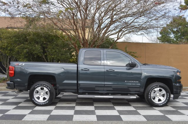 2018 Silverado 1500 Extended Cab 4x4 Pickup #T1461 - photo 8