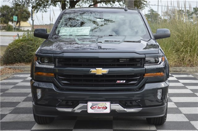 2018 Silverado 1500 Extended Cab 4x4 Pickup #T1461 - photo 4