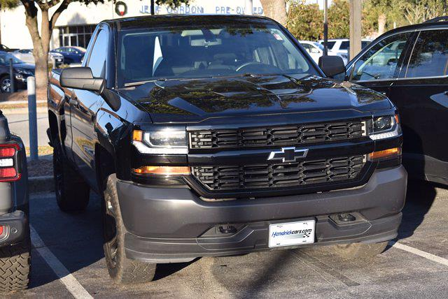 2018 Silverado 1500 Regular Cab 4x4,  Pickup #T1606 - photo 2