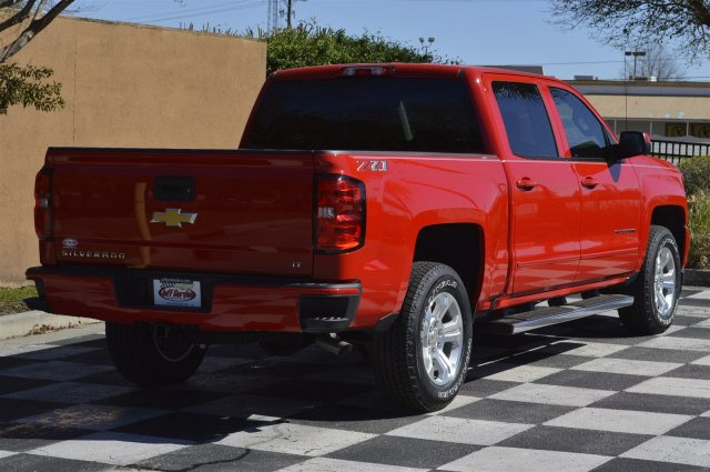 2018 Silverado 1500 Crew Cab 4x4, Pickup #T1686 - photo 2