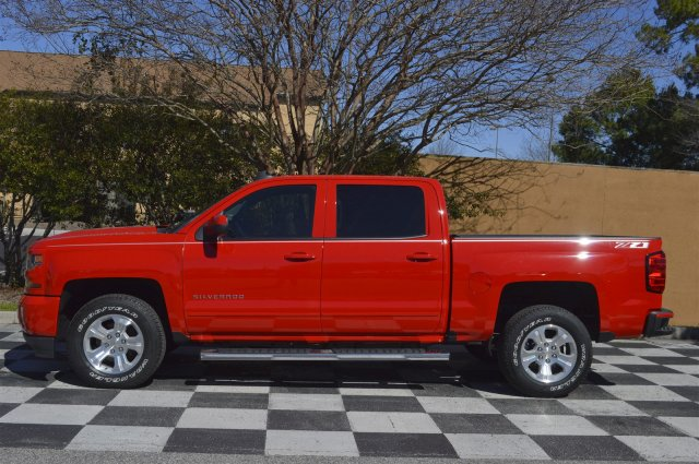 2018 Silverado 1500 Crew Cab 4x4,  Pickup #T1686 - photo 7