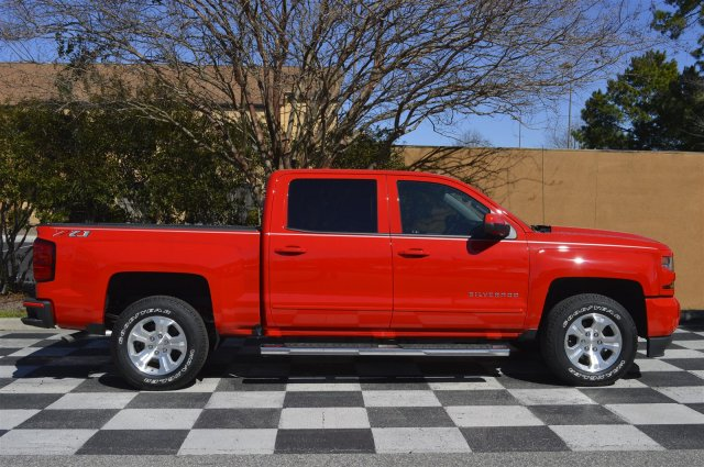 2018 Silverado 1500 Crew Cab 4x4,  Pickup #T1686 - photo 8