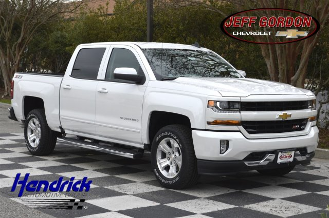 2018 Silverado 1500 Crew Cab 4x4, Pickup #T1688 - photo 1
