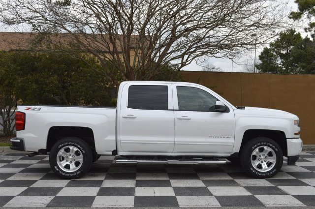 2018 Silverado 1500 Crew Cab 4x4, Pickup #T1688 - photo 8