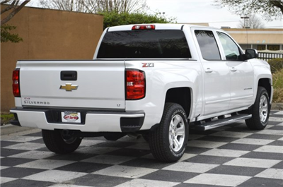 2018 Silverado 1500 Crew Cab 4x4, Pickup #T1688 - photo 2
