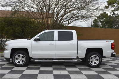 2018 Silverado 1500 Crew Cab 4x4, Pickup #T1688 - photo 7