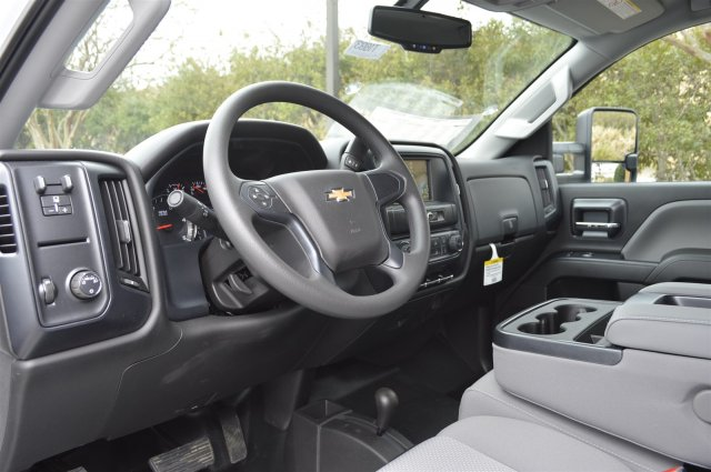 2018 Silverado 2500 Crew Cab 4x4, Pickup #T1693 - photo 10
