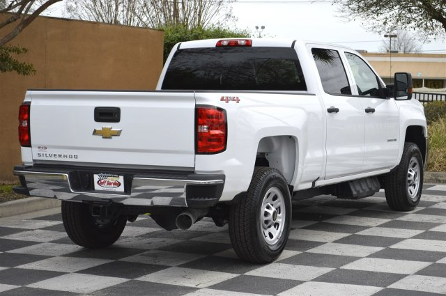 2018 Silverado 2500 Crew Cab 4x4, Pickup #T1693 - photo 2